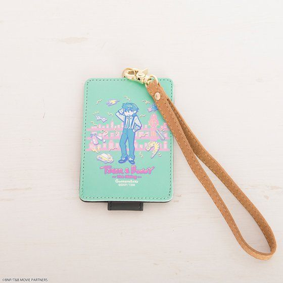 TIGER & BUNNY×HTML ZERO3 Guttarelax Reunited Buddy Pass Case(パスケース)