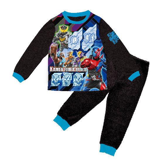 仮面ライダービルド さわってたのしい!光るパジャマ