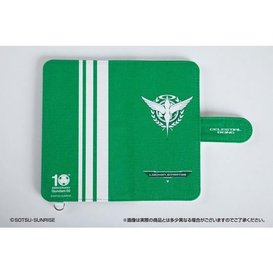 機動戦士ガンダム00 汎用手帳型スマホケース