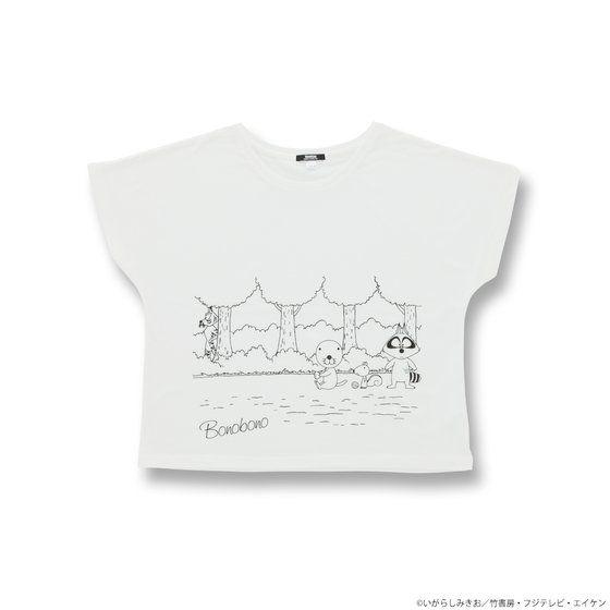 ぼのぼの ドルマンTシャツ