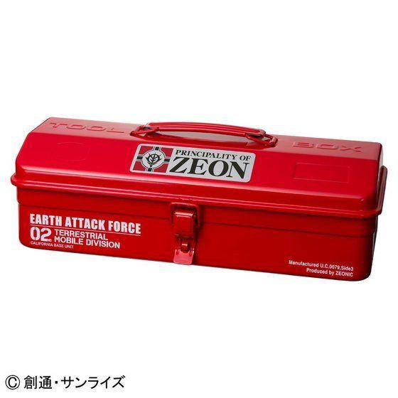 ジオン公国地球方面軍 ツールボックス【2次:2018年4月発送】