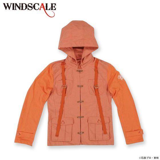 仮面ライダーW WIND SCALE F−ジャケット
