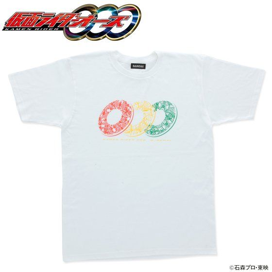 仮面ライダーオーズ OOO Tシャツ