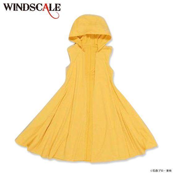 仮面ライダーW WIND SCALE フィリップ ロングパーカ(杢グレー・ライトブルー・デイジー)