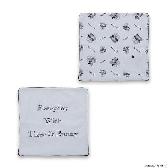 TIGER & BUNNY Living/Dining/Kitchenシリーズ パイピング配色クッションカバー