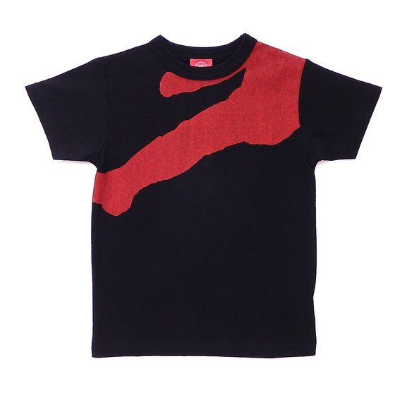 OJICO×仮面ライダー コラボレーションTシャツ サイズ12A