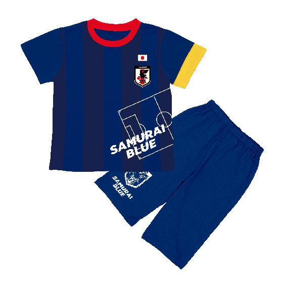 サッカー日本代表オフィシャルライセンスグッズ 勇気がでる!光るパジャマ