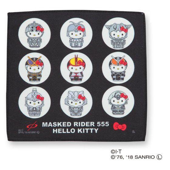 仮面ライダー555(ファイズ)×ハローキティ ミニクロス