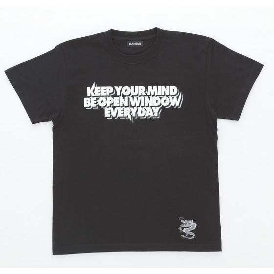 仮面ライダービルド 万丈龍我 半袖Tシャツ