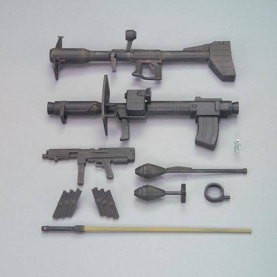 MG 1/100 MS-09 ドム(重力戦線イメージカラーVer.)