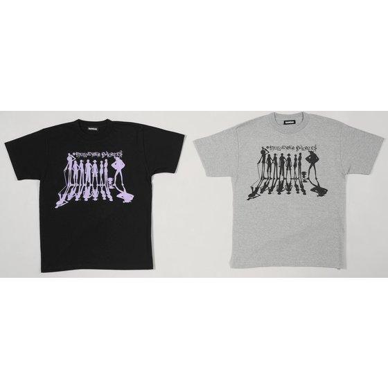 ワンピースシルエットTシャツ