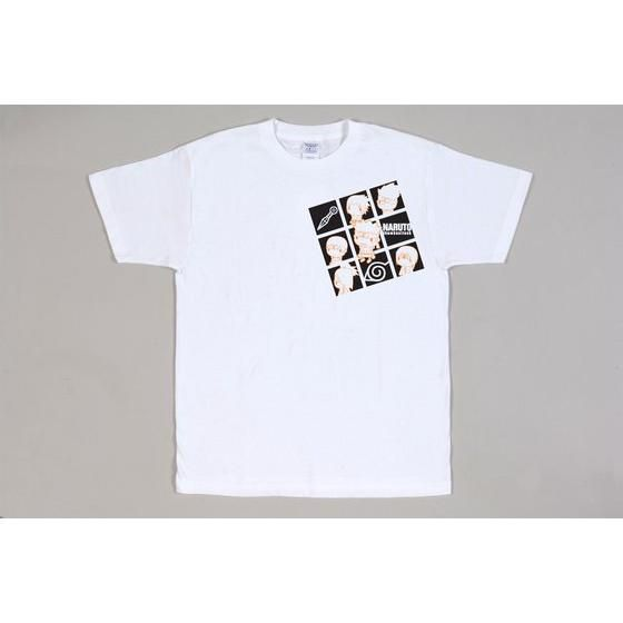 NARUTO-ナルト- 疾風伝 Tシャツ さむねいるっくCUBE