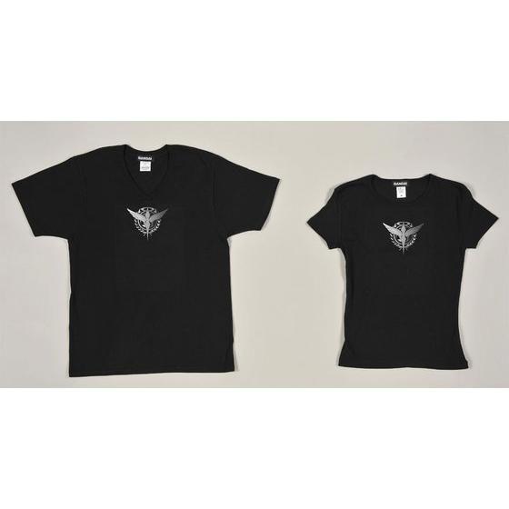 機動戦士ガンダム00 Tシャツ ソレスタルビーイング 黒×銀箔