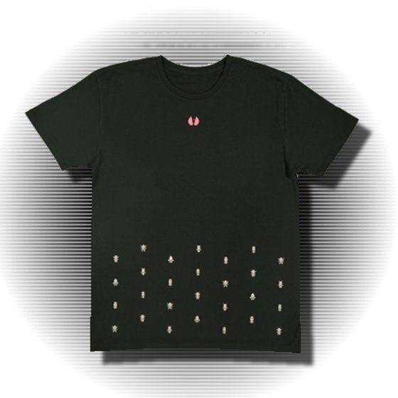 C&C 仮面ライダー電王イマジンTシャツ