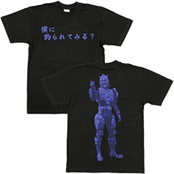 仮面ライダー電王 イマジンウラタロスセリフTシャツ
