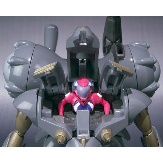 ROBOT魂<SIDE VF>クァドラン レア(ピクシー小隊機)