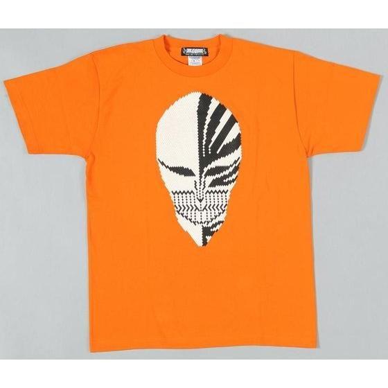 BLEACH Tシャツ 一護の仮面ドットVer, オレンジ
