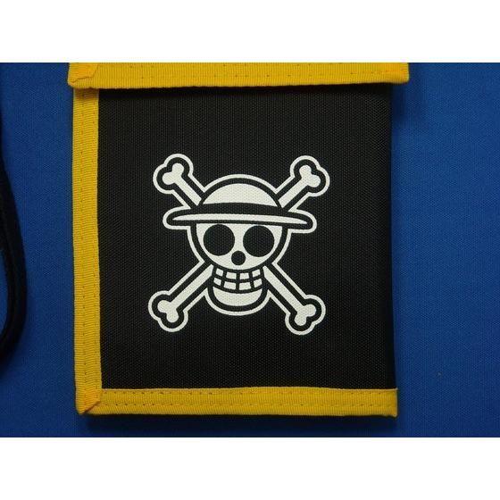 ワンピース マルチポーチ 麦わら海賊団海賊旗