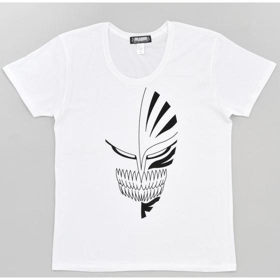 BLEACH Tシャツ 一護の仮面フロッキープリント