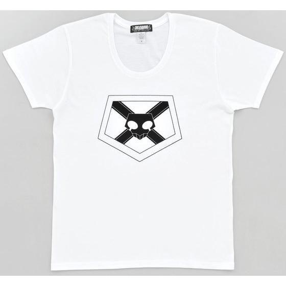 BLEACH Tシャツ 死神代行許可証フロッキープリント 白