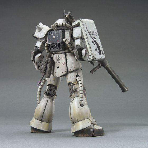 MG 1/100 MS−06J ホワイトオーガー