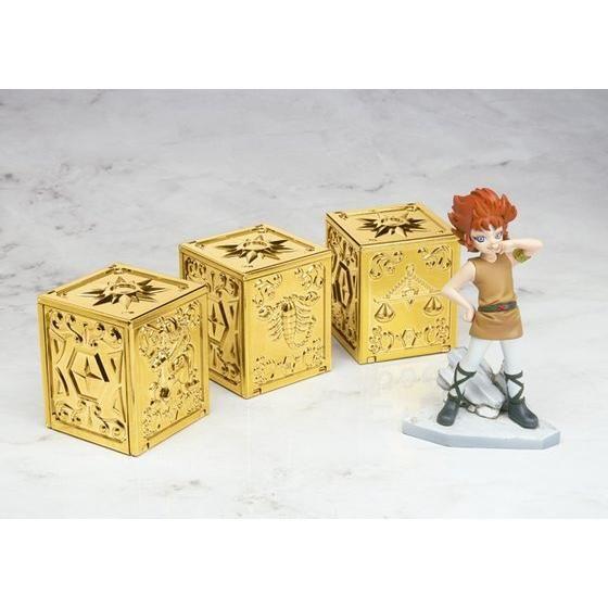 聖闘士聖衣神話APPENDIX 黄金聖衣箱Vol.3
