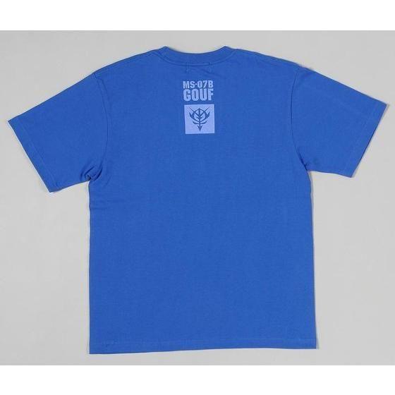 機動戦士ガンダム MS BODY Tシャツ グフ