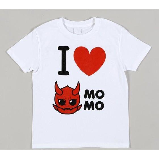 電王I LOVEイマジンTシャツ モモタロス