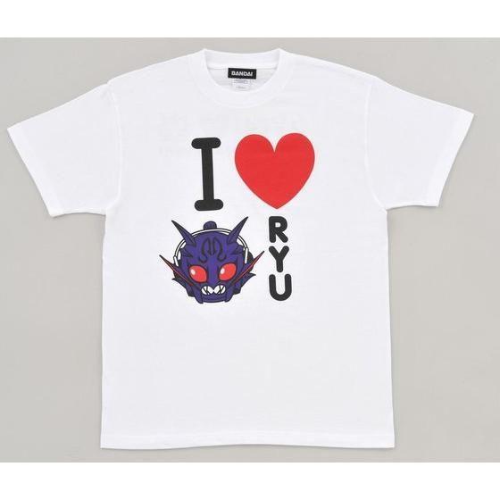 電王I LOVEイマジンTシャツ リュウタロス