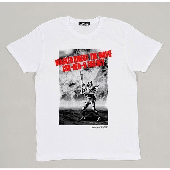 超電王 エピソードブルー NEW DEN-O Tシャツ