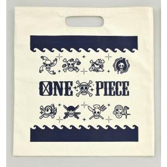 ワンピース 麦わら一味海賊旗 シティトートバッグ