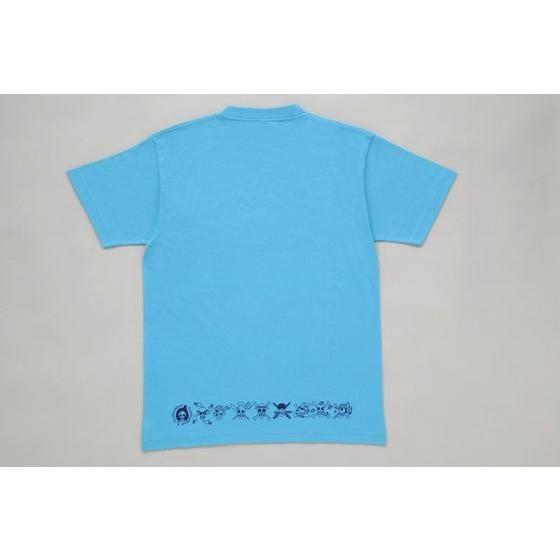 劇場版ワンピース「STRONG WORLD」 Tシャツ 冒険服麦わら一味