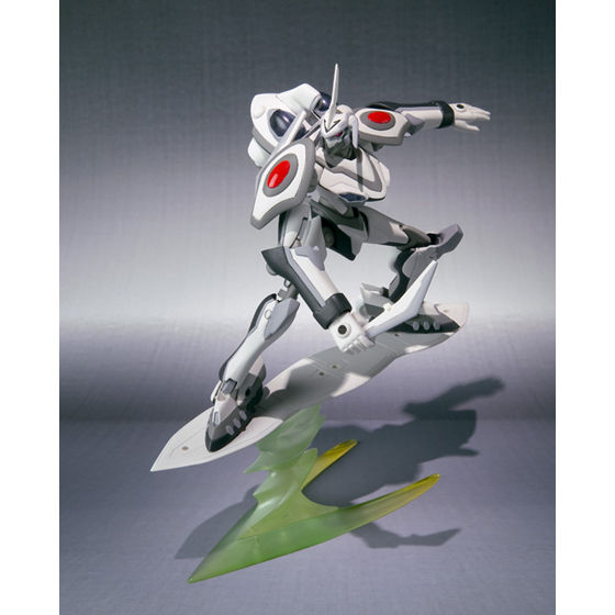 ROBOT魂 <SIDE LFO>ニルヴァーシュ type ZERO(軍用Ver.)