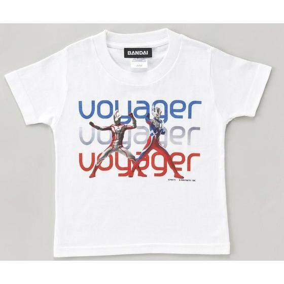 voyager×ウルトラTシャツ 【子供】