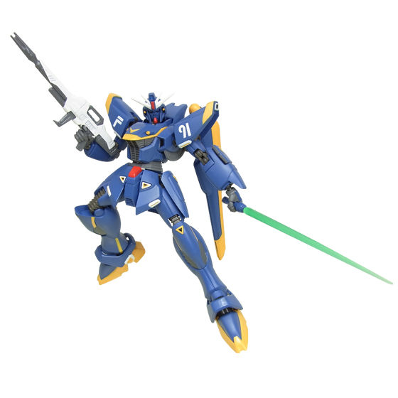 ROBOT魂 <SIDE MS>ガンダムF91(ハリソン・マディン機)