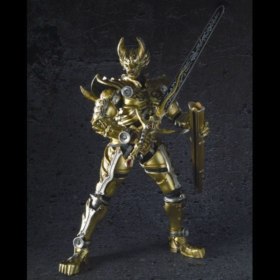 イクイップ&プロップVol.1 黄金騎士ガロ<鋼牙>&魔導輪ザルバ