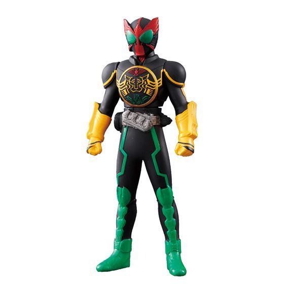 ライダーヒーローシリーズOOO(オーズ)01 仮面ライダーオーズ タトバ コンボ