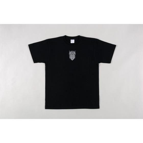 牙狼<GARO> 魔導輪ザルバ柄Tシャツ