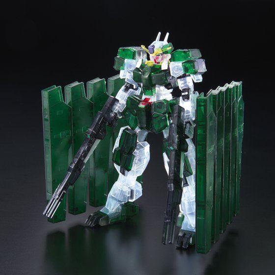 HG 1/144 ガンダムサバーニャ クリアカラーVer.