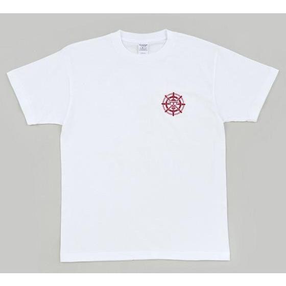 ワンピース 海賊旗ラット柄Tシャツ