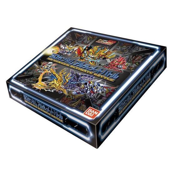 カードダスコンプリートボックススペシャル 『SDガンダム アルティメットバトル』