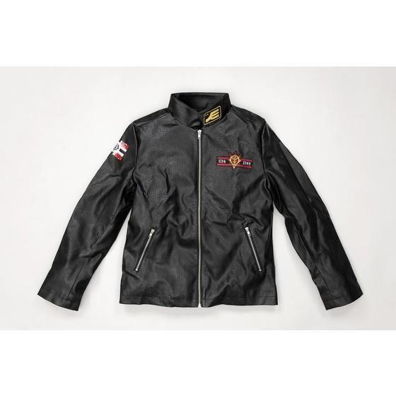 機動戦士ガンダム ジオン軍ライダースジャケット