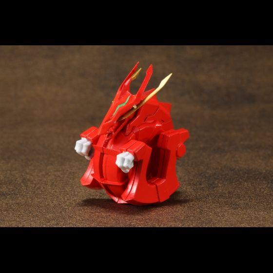 スーパーロボット超合金 電童・凰牙用データウェポンセット