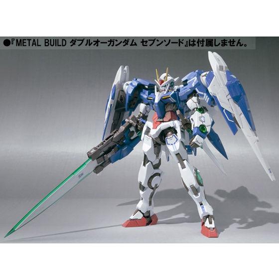 METAL BUILD オーライザー+GNソードIII