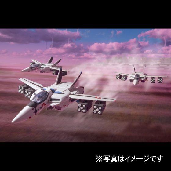 【二次受注】VF HI-METAL VF-1Aバルキリー(マクシミリアン・ジーナス機)