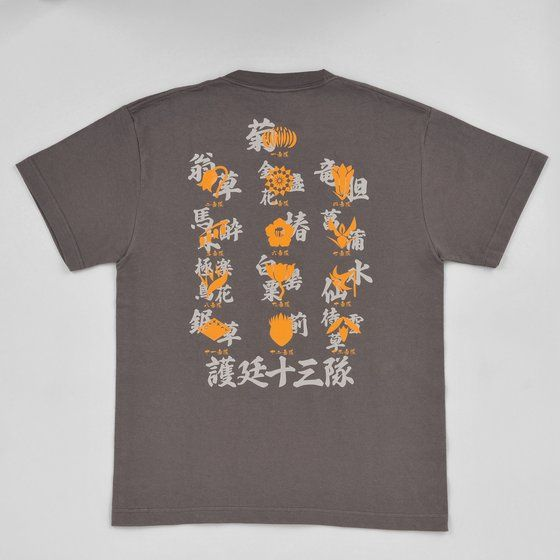 BLEACH 護廷十三隊隊花Tシャツ