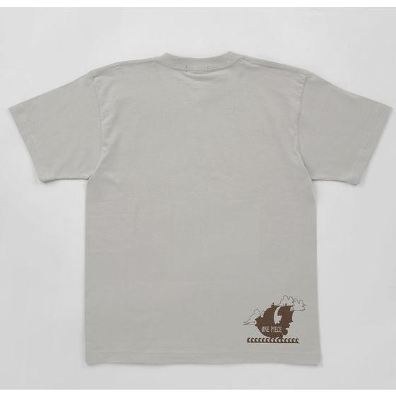 ワンピース サウザンドサニー号Tシャツ