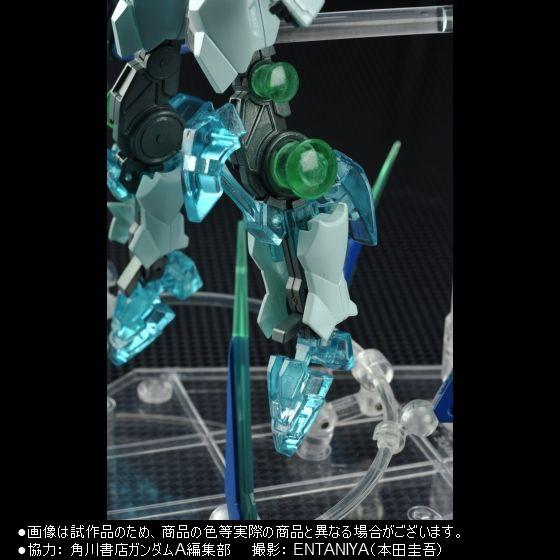 ROBOT魂<SIDE MS> ダブルオークアンタ(クアンタムバーストver.)