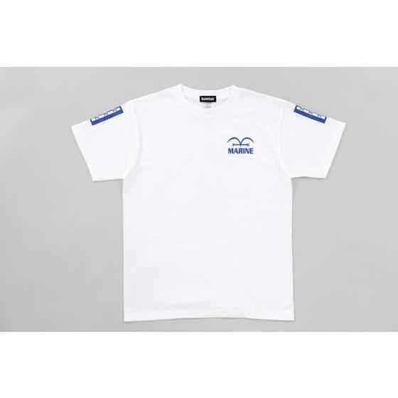 ワンピース海軍Tシャツ