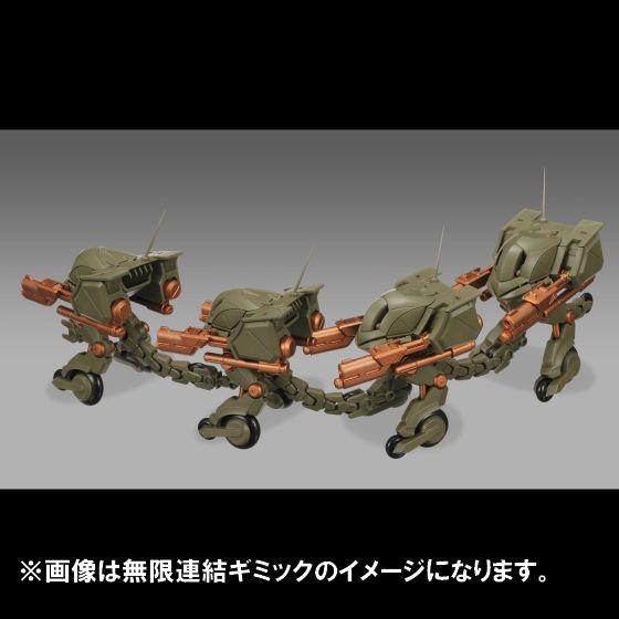 ROBOT魂 <SIDE KMF> ガン・ルゥ